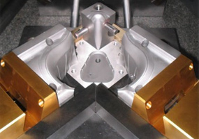 Mold Manufacturing – Burhoe Machine Works, LLC