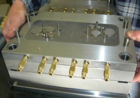 Plastic Injection Mold Making -