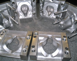 Mold Making Machining - Burhoe Machine Works Sonora CA